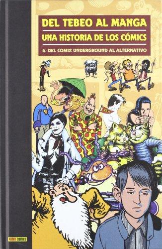 9788498851670: Del Tebeo Al Manga 06 Una Historia De Los Comics