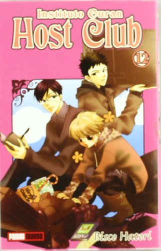 9788498851892: Instituto Ouran Host Club 12