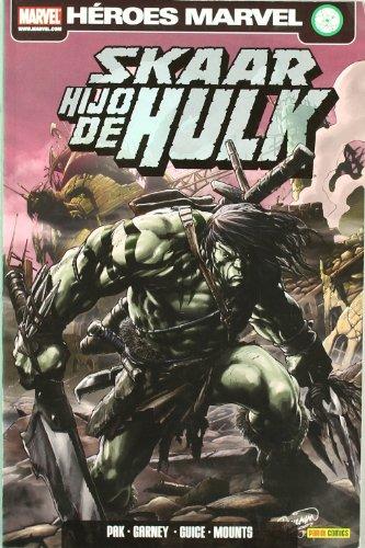 9788498851991: Skaar el hijo de Hulk