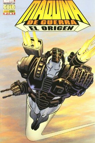 9788498852011: MAQUINA DE GUERRA.EL ORIGEN 02 (DE 2) (MARVEL GOLD) MARVEL GOLD