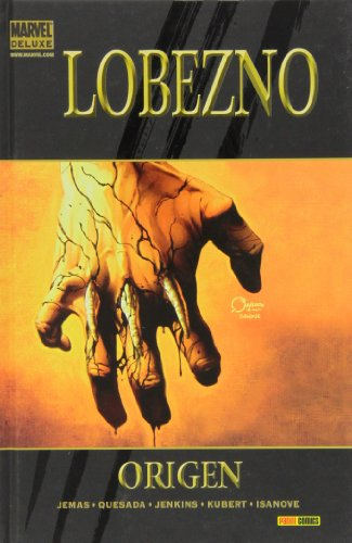 9788498852387: Lobezno. Origen (Marvel Deluxe)