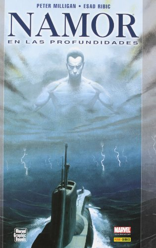 9788498852660: NAMOR: EN LAS PROFUNDIDADES (MARVEL GRAPHIC NOVELS)
