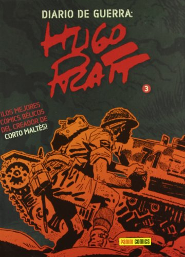 9788498852912: Diario de Guerra - Hugo pratt 3