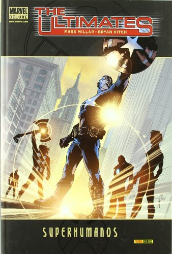 9788498852998: The Ultimates (Marvel Deluxe)