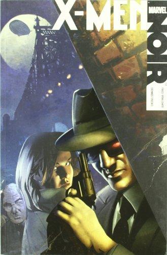 9788498853063: X-Men, Noir