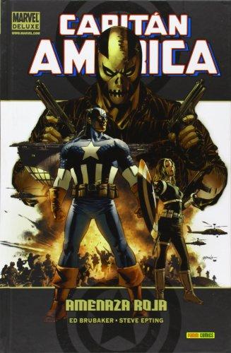 9788498853094: Capitan America 3. Amenaza roja
