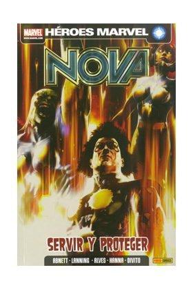 Nova 4. Servir y proteger (8498853192) by Dan Abnett