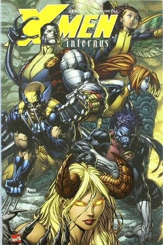 9788498853278: X-Men, Infernus