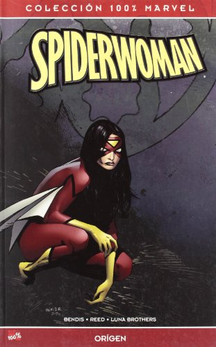 9788498853391: Spiderwoman. Origen