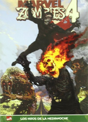 9788498853438: Marvel Zombies 4. los hijos de la medianoche