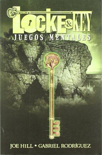 9788498853858: LOCKE AND KEY 02 JUEGOS MENTALES