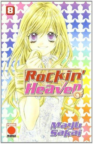 9788498854299: Rockin heaven 8