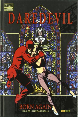 9788498854756: Daredevil: Born again