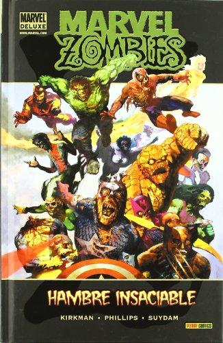 9788498855159: Marvel Zombies: Hambre Insaciable