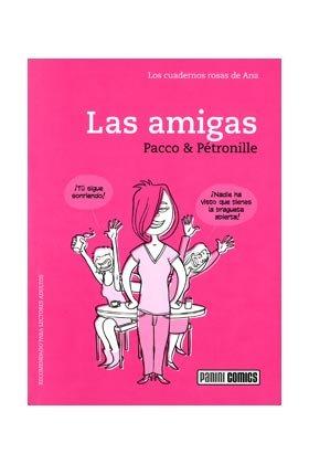 9788498855425: Los Cuadernos Rosas de Ana: las Amigas