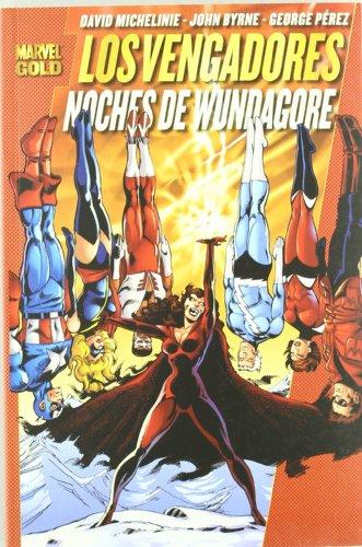 9788498855784: Vengadores, los - noches de wungadore