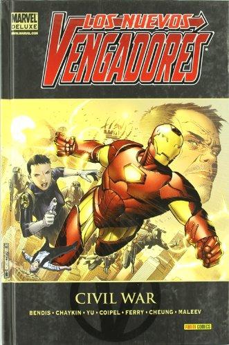 9788498855814: Los Nuevos Vengadores 5. Civil War