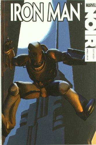 9788498856194: Iron Man Noir