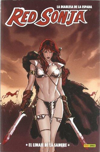 9788498856286: Red Sonja: El Linaje de la Sangre 08