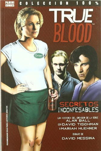 9788498856293: True Blood: Secretos inconfensables