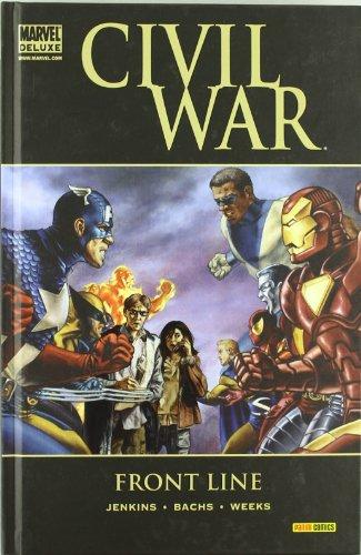 9788498856408: Civil War: Primera Linea
