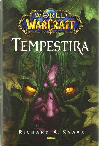 9788498856538: WORLD OF WARCRAFT. TEMPESTIRA