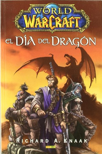 9788498856590: World Of Warcraft. El Día Del Dragón