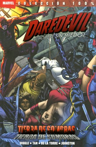 9788498856651: Daredevil: Tierra de sombras