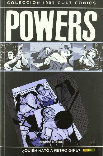 9788498856736: Powers: ¿Quién mató a Retro Girl?