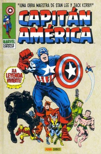 9788498856842: Capitan America: la Leyenda Viviente