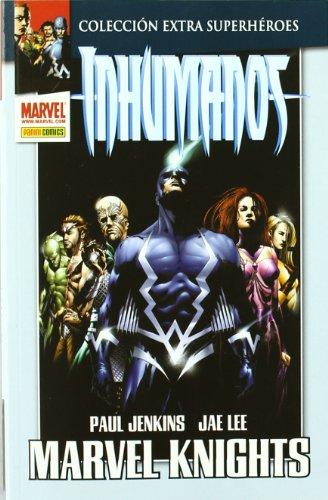 9788498857139: Inhumanos: Marvel Knights
