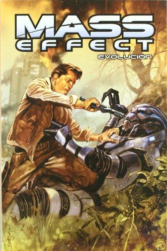 9788498857443: Mass Effect 02: Evolución