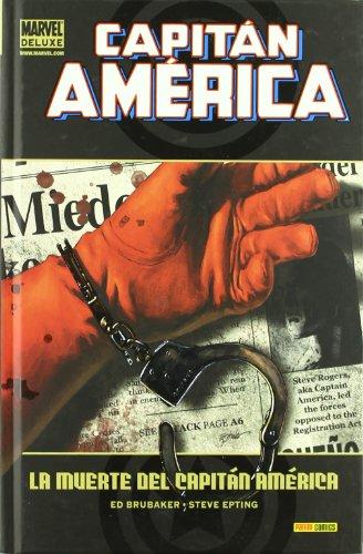 9788498857474: Capitan America: la Muerte del Capitan America