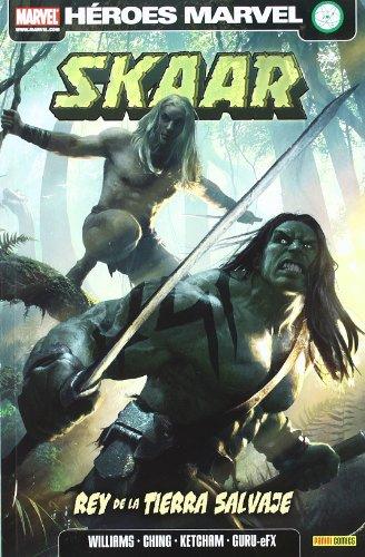 9788498858914: Skaar - rey de la tierra salvaje (Tomos Marvel)