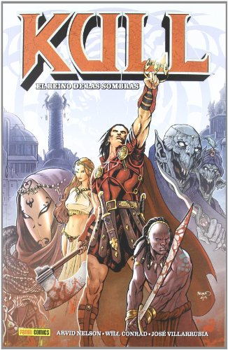 9788498859065: Kull 1 - el reino de las sombras (100% Cult Comics - Kull)