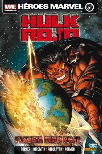 9788498859157: Planeta hulk Rojo (