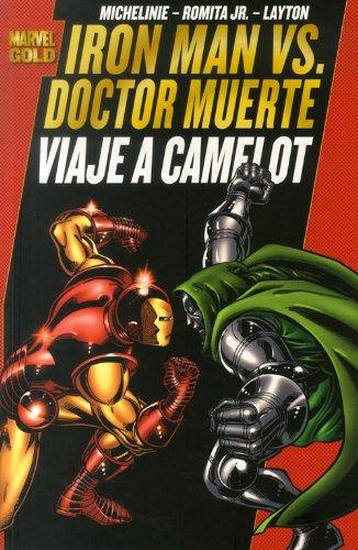 9788498859188: IRON MAN VS DOCTOR MUERTE. VIAJE A CAMELOT