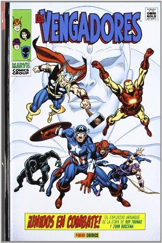 9788498859195: Los vengadores: unidos en combate (comic)