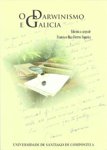 9788498872651: OP/288-O Darwinismo e Galicia (Galician Edition)