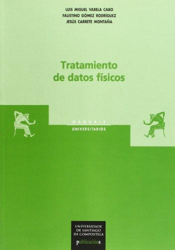 9788498873801: Tratamiento de datos físicos