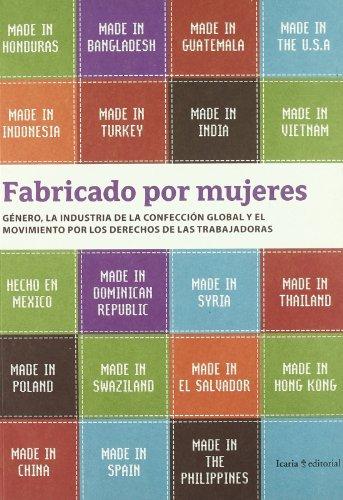 9788498880298: Fabricado por mujeres/ Made by women (Spanish Edition)