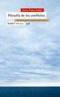 9788498880809: Filosofía de los conflictos: Una teoría para su transformación pacífica (Antrazyt)