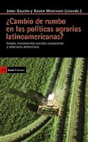 9788498882285: ?Cambio de rumbo en las politicas agrarias latinoamericanas?