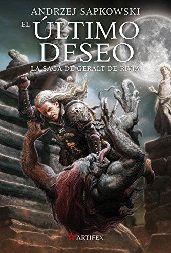 9788498891041: El último deseo (Alamut Serie Fantástica)