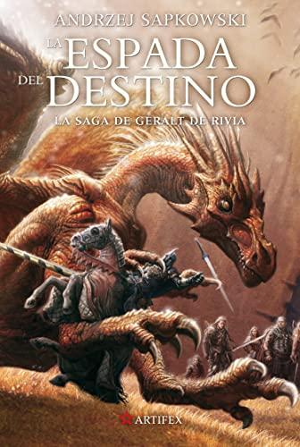 9788498891058: La espada del destino (Alamut Serie Fantástica)