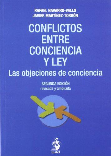 9788498901894: CONFLICTOS ENTRE CONCIENCIA Y LEY