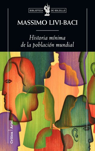 9788498920055: Historia minima de la población mundial (Biblioteca de Bolsillo)