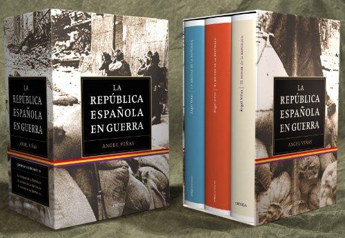 9788498920413: Trilogía: La República Española en guerra