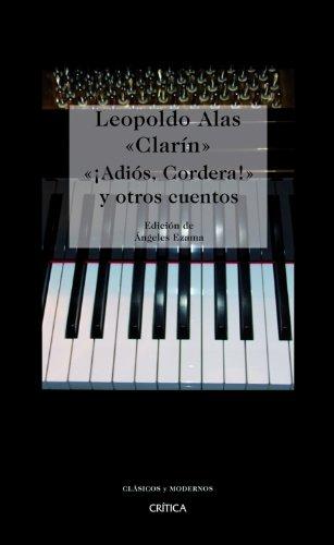9788498920611: ¡Adiós, Cordera! y otros cuentos (Clásicos y Modernos)