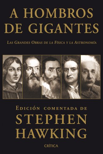 9788498920949: A hombros de gigantes (Fuera de Colección)